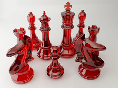 Só xadrez